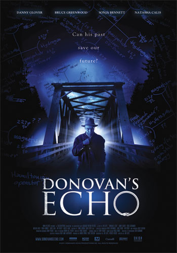 Donovans Echo Theatrical Poster