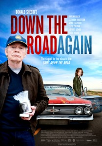 Down The Road Again Official Movie Poster